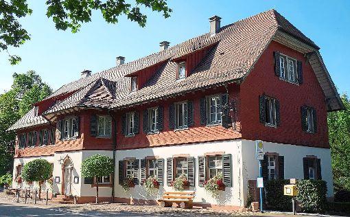 Das um 1775 als markgräfliches Jagdschlösschen erbaute Seehaus bei Pforzheim, das Jahrzehnte zuvor ein Pendant in Hof-stett hatte,  wird die Alterswehr Neuweiler  an die Heimatgeschichte erinnern.  Foto: Schabert Foto: Schwarzwälder-Bote