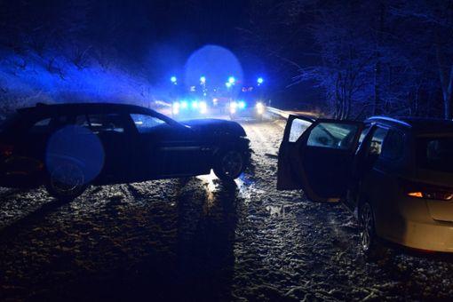 Bei dem Unfall nahe Neustadt waren vier Menschen verletzt worden. Foto: kamera24