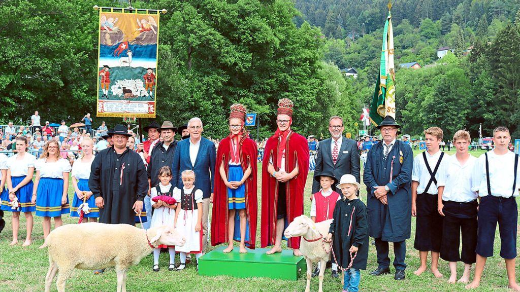 Wildberg: Schäferlauf soll eigenen Verein bekommen - Schwarzwälder Bote - Schwarzwälder Bote