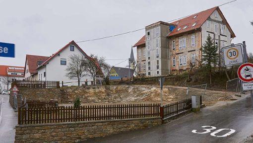 Das Elternhaus von Michael Riecher, in dem der Tatverdächtige Mohammed O. lebte, ist mittlerweile abgerissen worden. Foto: Lück