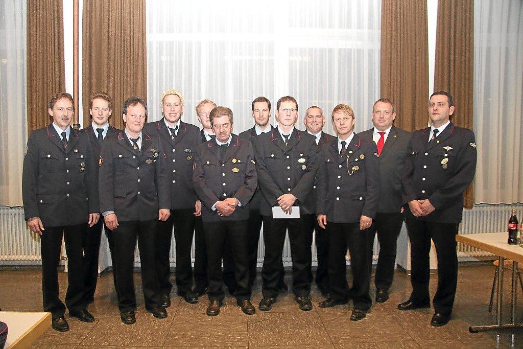 Bisingen: Feuerwehr Bisingen leistet 61 Einsätze