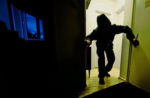 Während der Tat konnte die überfallene Rentnerin in einem unbeobachteten Moment aus ihrem Haus flüchten. (Symbolfoto) Foto: dpa