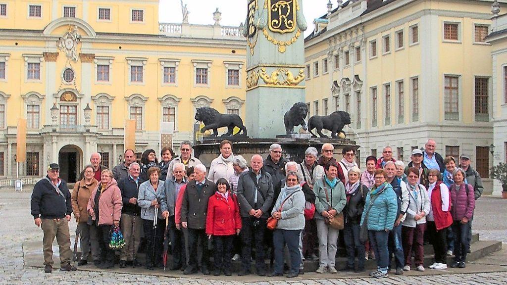 Haigerloch: VdK-Ortsverbände entdecken das Reich der Kürbisse - Haigerloch - Schwarzwälder Bote