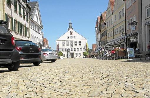Ins Hechinger Rathaus kehrt keine Ruhe ein. Foto: Rath