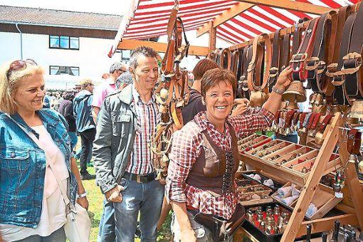 Der Schellenmarkt wird sicher auch in diesem Jahr wieder viele Besucher auf den Fohrenbühl zeihen.  Foto: Bea Foto: Schwarzwälder Bote