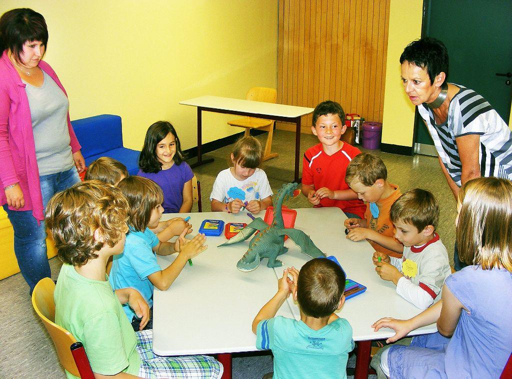 Albstadt Kinder Sind Mit Der Schule Vertrauter Albstadt