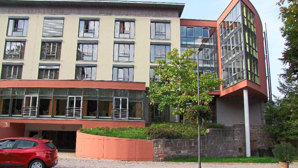 Bad Herrenalb Hotel Am Kurpark