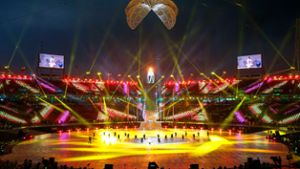 Paralympics: In Pyeongchang brennt erneut die Flamme