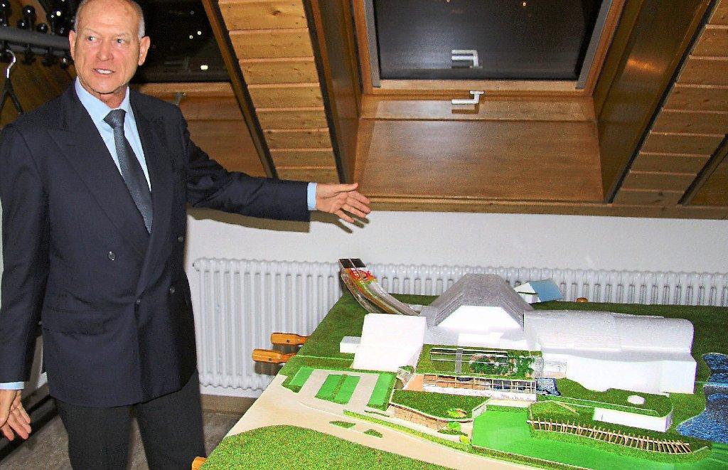 Thermen-Investor Josef Wund (79) stirbt bei Flugzeugabsturz