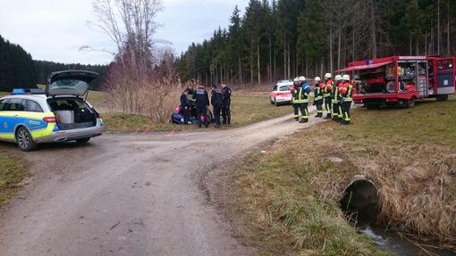 Bei einem tragischen Unfall ist eine 45-Jährige Frau bei Balingen-Erzingen im Bontalbach ertrunken. Ein Jogger fand ihren leblosen Körper wenige Meter von ihrem Auto entfernt. Foto: Ungureanu