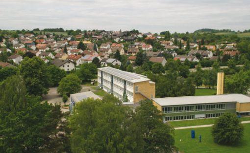 Der Rottenburger Gemeinderat hat beschlossen, dass die Hohenbergschule abgerissen werden soll.    Foto: Hochbauamt/Stadt Rottenburg