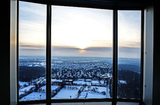 Der Winterkehrt Stuttgart noch nicht den Rücken, der Feinstaubalarm hat weiterhin Bestand. Foto: Lichtgut/Leif Piechowski