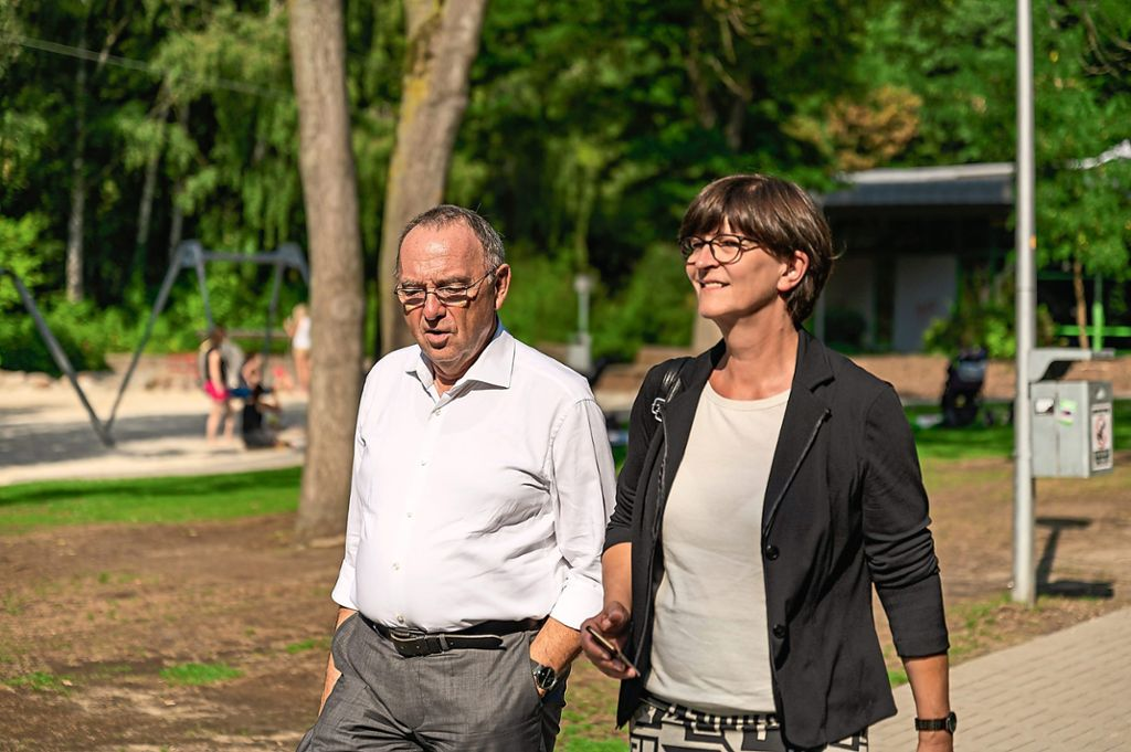 Stegner hofft auf gemeinsame SPD-Linie zur Groko