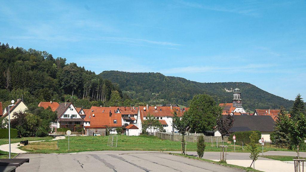 Burladingen: Fünf Bauplätze und eine direkte Straße für Oberer Brühl II - Burladingen - Schwarzwälder Bote