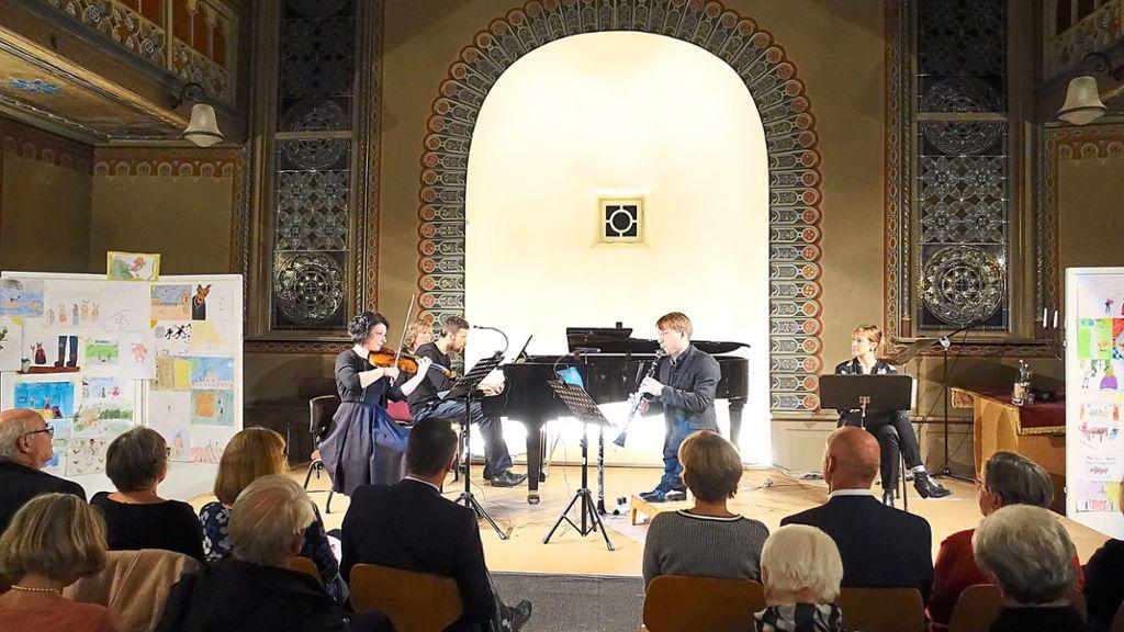 Hechingen: Stravinsky-Musik als Erweckungserlebnis - Hechingen - Schwarzwälder Bote