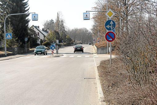In der Heerstraße gibt es acht Gebäude, an denen es nachts durch den Verkehr zu laut ist. Foto: Nädele
