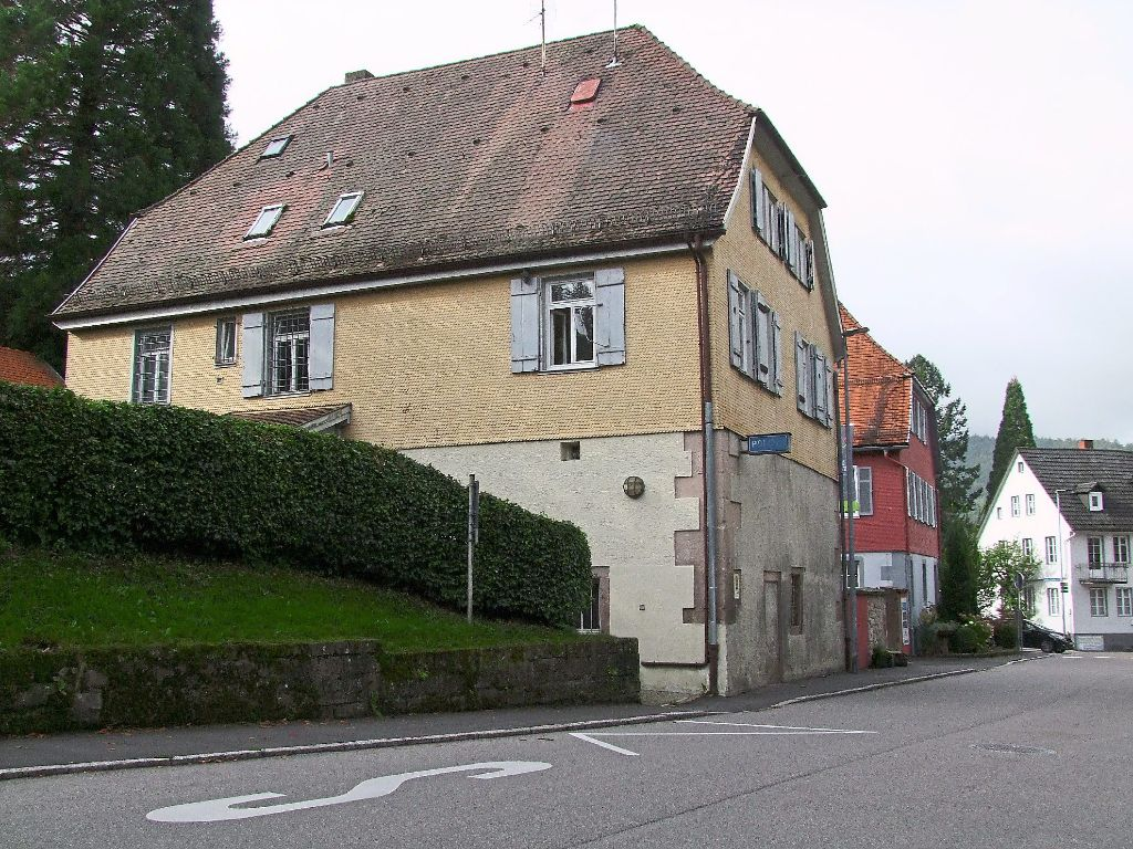 Polizei Bad Herrenalb