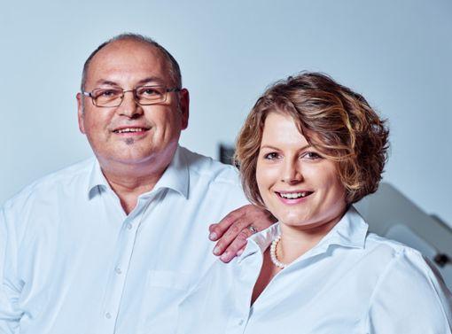 Friedrich und Stefanie Faulhaber  Foto: GUK Foto: Schwarzwälder Bote