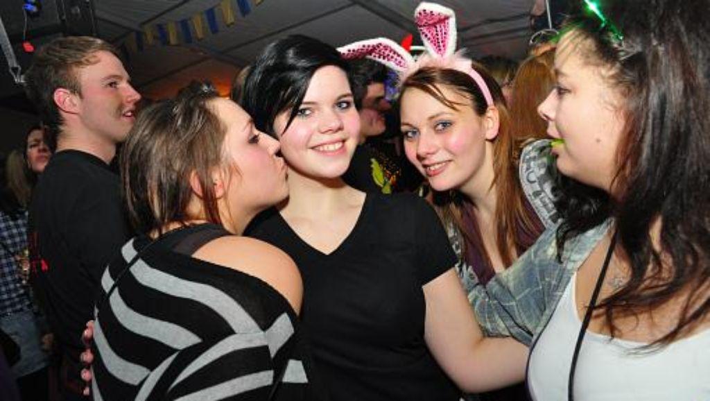 striemen hintern freudenstadt party