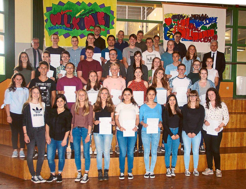 Furtwangen: Alle 36 Abiturienten bestehen Prüfung - Furtwangen ...