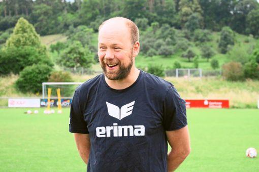 Freut sich auf das Trainingslager in Südtirol: TSG-Coach Ralf Volkwein. Foto: Kara