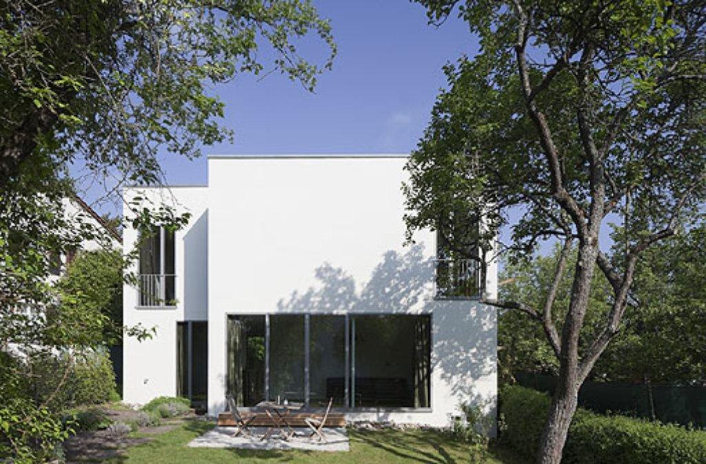Beispielhaftes bauen 25 mal ausgezeichnete architektur in for Haus bauen stuttgart