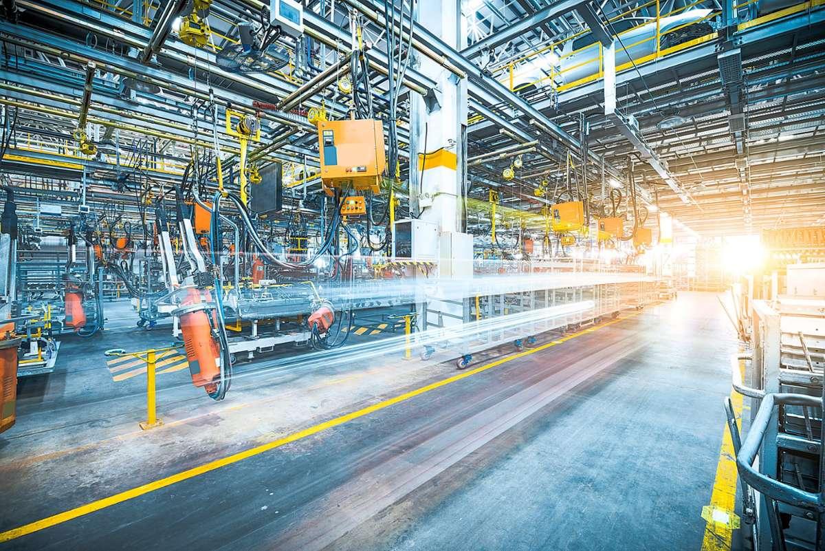Die IHK-Vollversammlung forderte in der Schwenninger Neckarhalle eine sachliche Diskussion um die klimaneutrale Mobilität der Zukunft. Foto: Sweet – stock.adobe.com