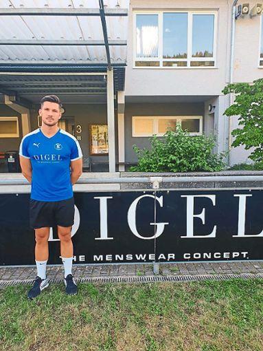 Daniel Cavara  spielt ab sofort für den VfL Nagold II   Foto: VfL Foto: Schwarzwälder Bote