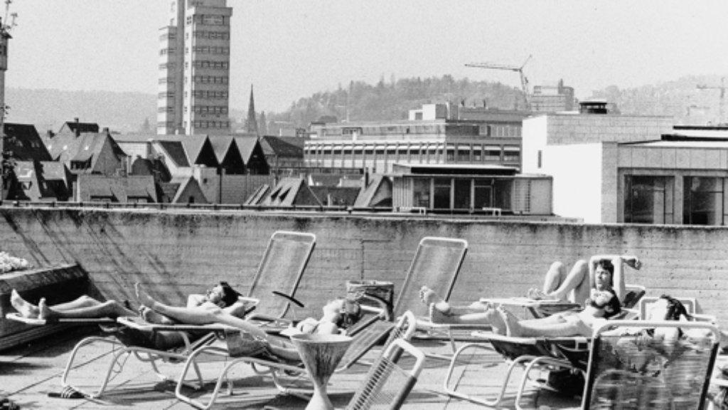 stuttgart album breuninger hatte stuttgarts ersten skybeach nachrichten schwarzw lder bote. Black Bedroom Furniture Sets. Home Design Ideas