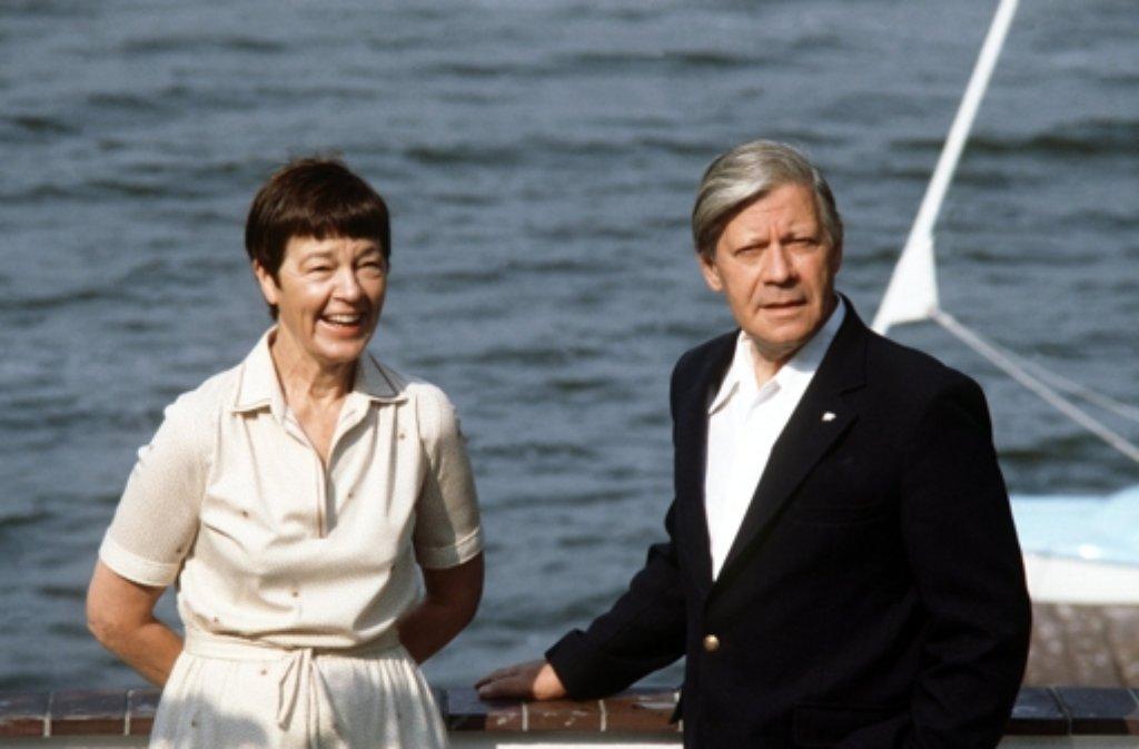 Helmut Schmidt beichtet Affäre mit 96 Ich hatte eine