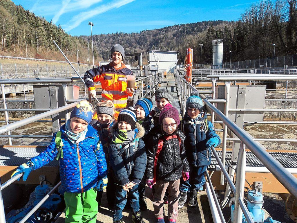 Oberndorf a. n.: kleine forscher aus hochmössingen erkunden die