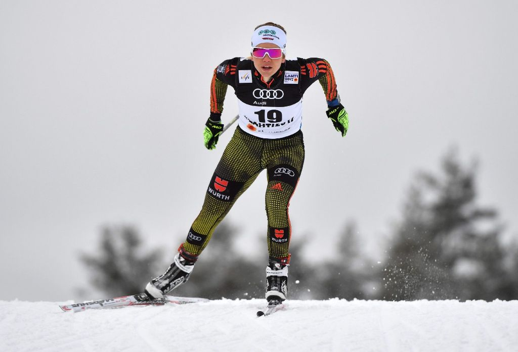 Wintersport Fans Begleiten Sandra Ringwald Und Fabian Rießle
