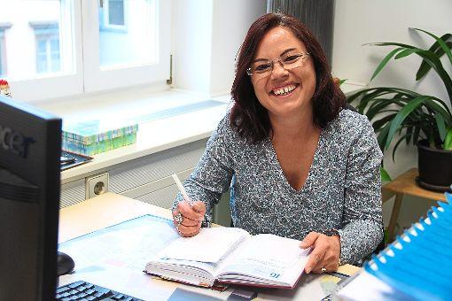 Andrea Dietrich setzt sich  für die Integration junger zugewanderter Menschen ein.    Foto: Schmidt Foto: Schwarzwälder-Bote