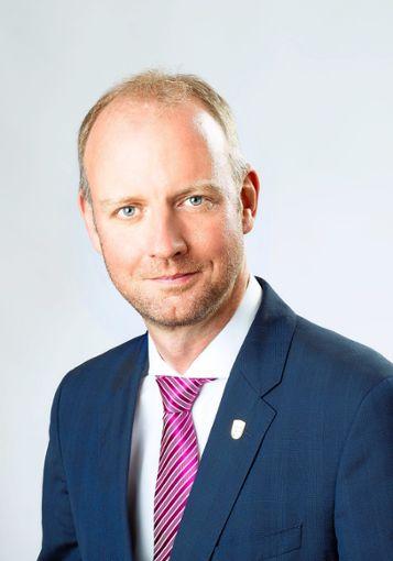 Landtagsabgeordneter Timm Kern (FDP) macht in Sachen KSK-Absetzgelände Druck auf die Landesregierung.   Foto: Kern Foto: Schwarzwälder Bote