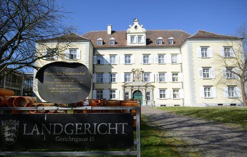 Vor dem Landgericht in Konstanz scheitert ein Mann aus dem Raum Triberg mit seiner Berufung. Foto: Seeger