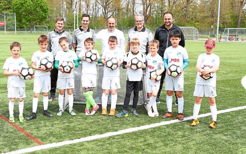 Fussball Vorbildliche Zusammenarbeit Im Stadtedreieck