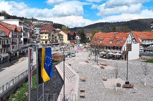 Eine knappe Mehrheit der Bad Herrenalber hatte sich für einen Landkreiswechsel ausgesprochen. Foto: Deck