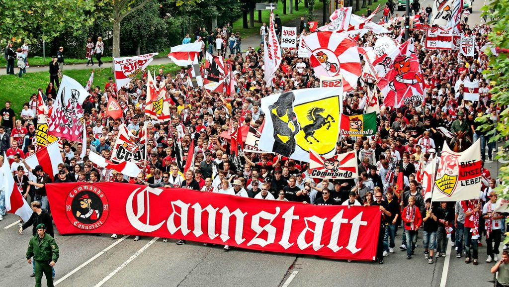 Vfb Stuttgart Fans