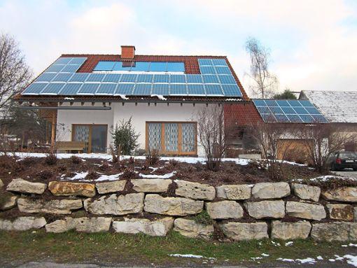Heute steht im Heidenlochweg auf dem ehemaligen Grundstück Mantel ein schmuckes Einfamilienhaus.   Foto: Rademacher Foto: Schwarzwälder Bote
