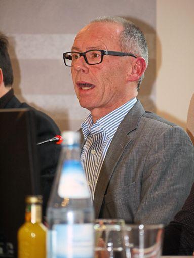 Will auf kommunaler Ebene keine Parteipolitik machen: der Burladinger Bürgermeister Harry Ebert.  Foto: Eyrich