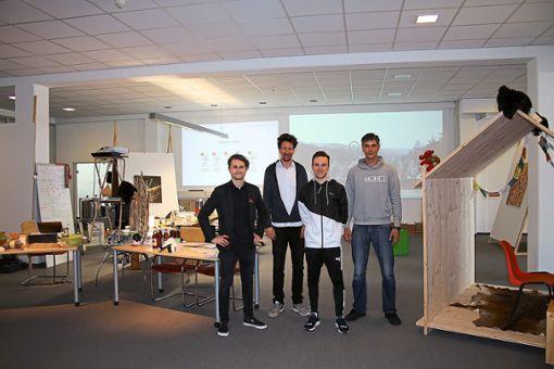 Bei dem Start-up Steidinger Apparatebau legt man Wert auf flache Hierachien.  Fotos: Hilbertz Foto: Schwarzwälder Bote