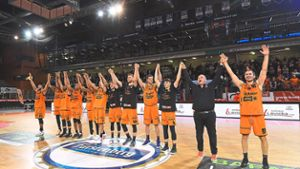 Basketball: Panthers jubeln in Heidelberg