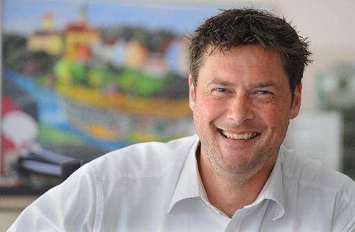 Peter Rosenberger bleibt Oberbürgermeister von Horb. Foto: Hopp