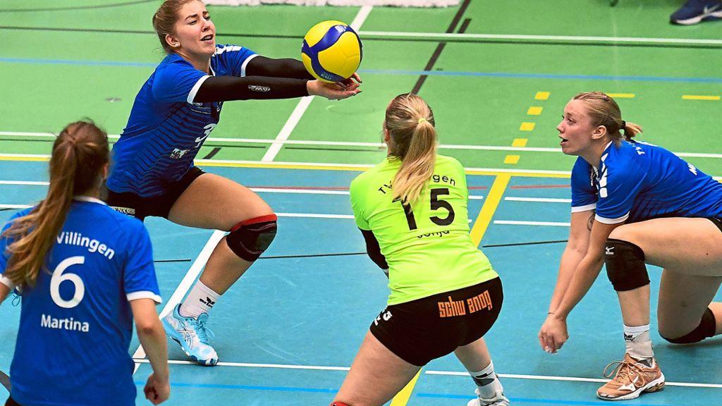 Volleyball: Was ist drin in Sachen Meisterschaft? - Volleyball - Schwarzwälder Bote