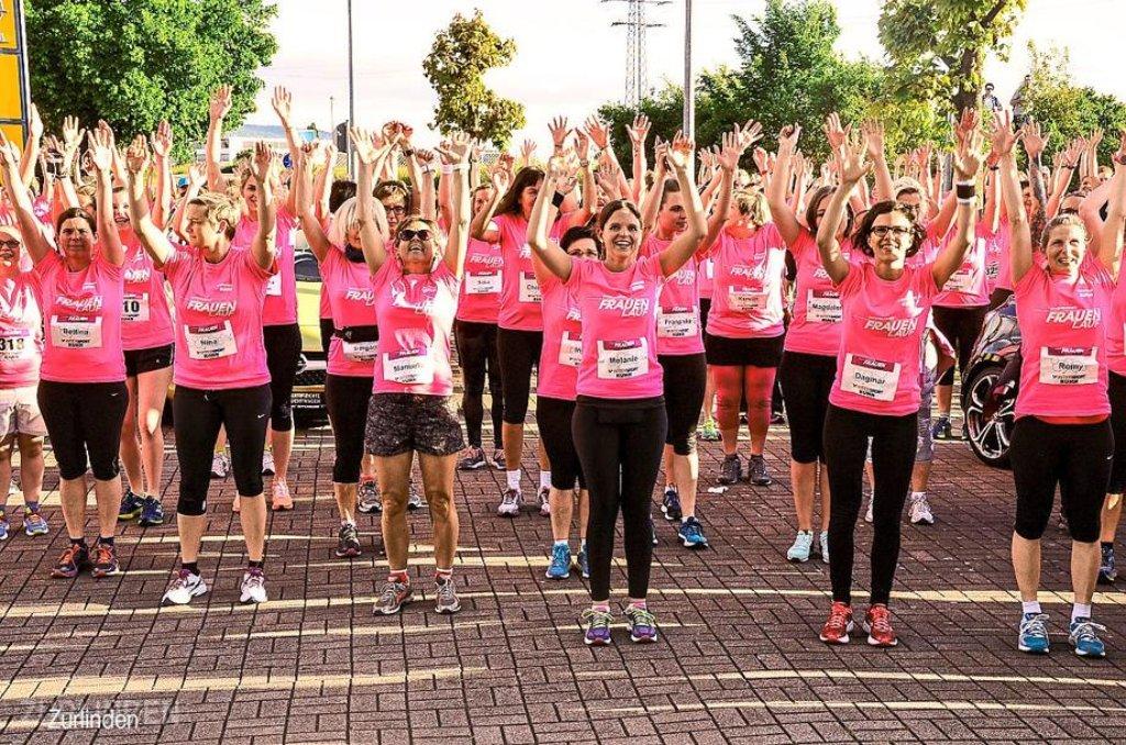 Offenburg Frauenlauf Für Alle Altersklassen Offenburg
