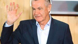 Lorrach Ottmar Hitzfeld Feiert 70 Geburtstag Nachrichten