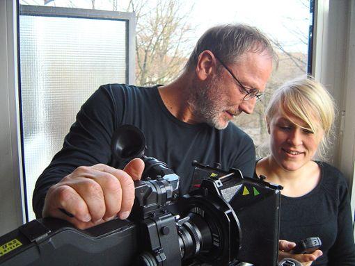 Bernd Umreit ist bekannt für  filmische Inhalte mit  Tiefgang. Nächste Woche kommt er nach Neuhengstet.   Foto: Veranstalter Foto: Schwarzwälder Bote