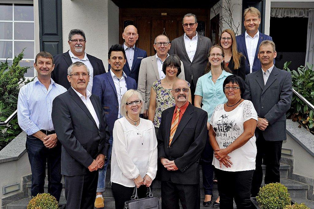 Donaueschingen: Ricosta Familie feiert und ehrt