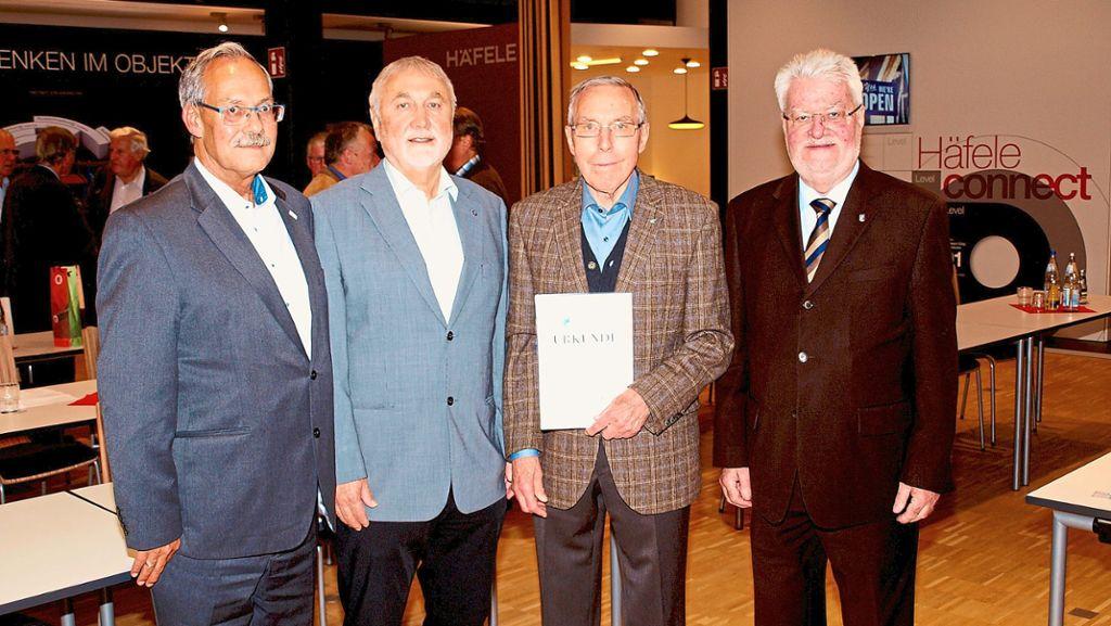 Nagold: Mitgliederwerbung auch an Hochschulen - Nagold - Schwarzwälder Bote