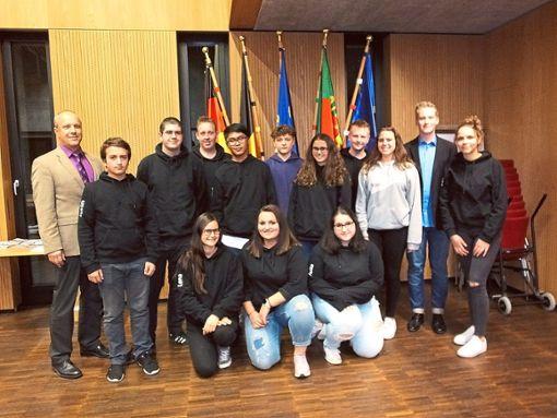 Der Jugendgemeinderat Bad Liebenzell hat bereits die Kommunalwahlen des kommenden Jahres im Blick.   Foto: Stocker Foto: Schwarzwälder Bote